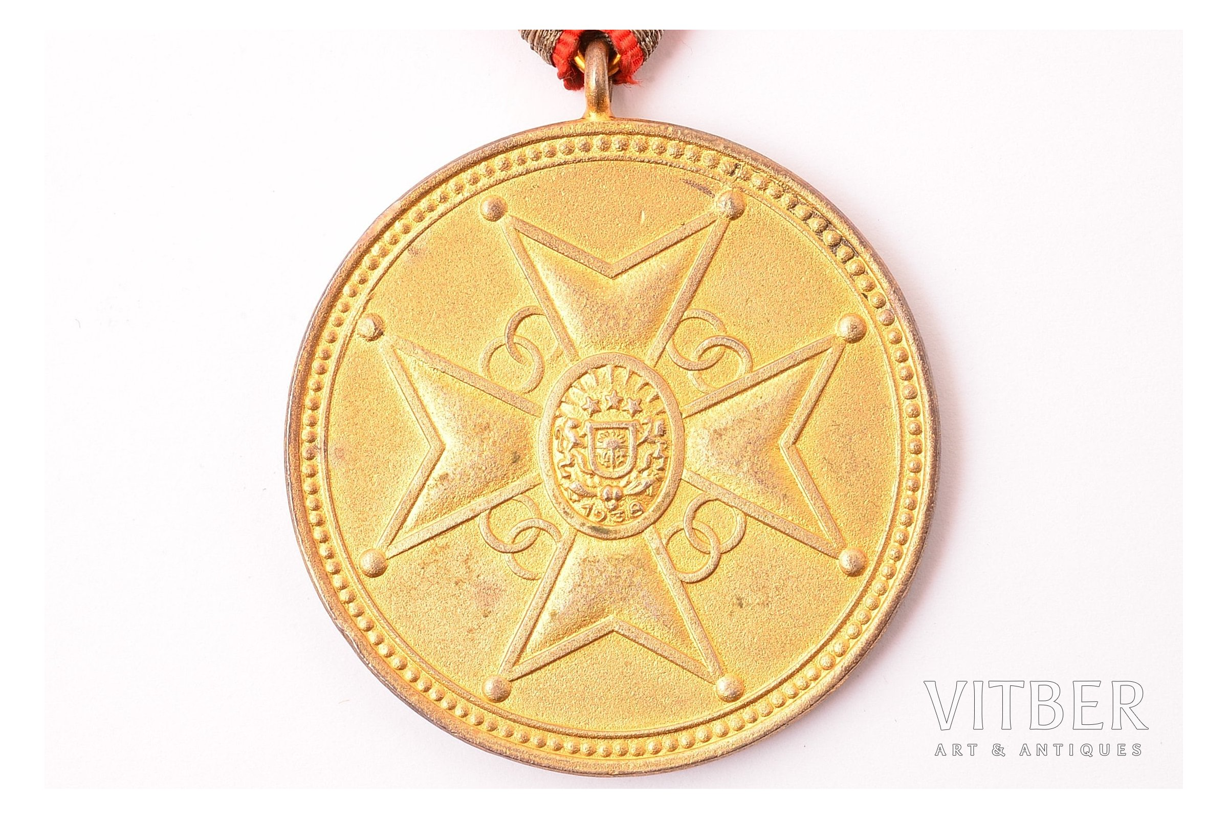 Medal, of honour of the Cross of Recognition, small size, in