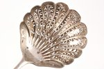 "powdered sugar spoon, silver, 950 standart, ""Shell"", the middle of the 19th cent., 44.90 g, France,..."