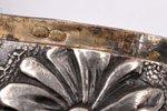sērkociņu turētājs, sudrabs, 19. un 20. gadsimtu robeža, 13.60 g, Francija, 4.36 x 2.8 x 1.17 cm...