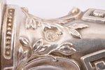 набор для сервировки рыбы, серебро, 950 проба, общий вес изделий 289.10г, Франция, 30.8 / 28.2 см, в...