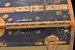 коробочка, Паровая шоколадная и конфектная фабрика Н. Сыромятникова, Санкт-Петербург, металл, Россий...
