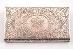 etvija, sudrabs, 84 prove, māksliniecisks gravējums, 1855 g., 139.45 g, Maskava, Krievijas impērija,...