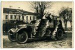 "photography, LA, Auto-tank regiment, armored vehicle ""Imanta"", Latvia, 20-30ties of 20th cent., 14x9..."