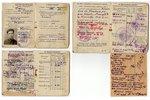 """dokumentu komplekts, uz Pakalna Jāņa Pētera dēla vārda (1912-2002), """"Rīgas pilsētas kolekcionāru bie..."""