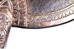 сервировочная ложка, серебро, 900 проба, 119.25 г, 29.1 см...