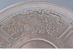 tējas pāris, sudrabs, 950 prove, 1896-1910 g., 398.00 g, Eugene Lefebvre, Parīze, Francija, Ø (apakš...