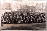 "photography, on cardboard, student corporation ""Lettonia"", Latvia, 20-30ties of 20th cent., 25.2 x 3..."