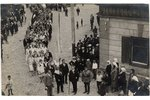 photography, procession, Latvia, 20-30ties of 20th cent., 8.5 x 13.7 cm...