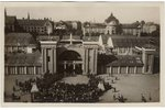 photography, pavilion on the Esplanade, Latvia, 20-30ties of 20th cent., 8.9 x 13.9 cm...