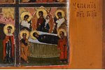 icon, The Resurrection of Christ and Descent into Hades, Twelve Great Feasts, board, painting, guild...
