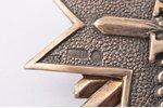 badge, a photo, Aizsargi (Defenders), № 925, silver, 875 standart, Latvia, 20-30ies of 20th cent., 4...