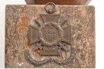 bust, German soldier, World War I, h 19.1 cm, Germany, 1914-1918...