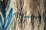 Mangolds Herberts (1901-1978), Oriental motif, paper, water colour, 19.5x13.5 cm...
