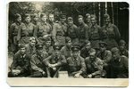 photography, Red Army pilots, USSR, 40ties of 20th cent., 14,8x10,4 cm...