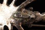 "figurine, silver, 800 standart, ""Lobster"", 23.04 g, Italy, 3 x 7.7 x 4.5 cm..."