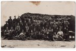 photography, Latvian Riflemen, on the positions - front line photo, Latvia, Russia, beginning of 20t...