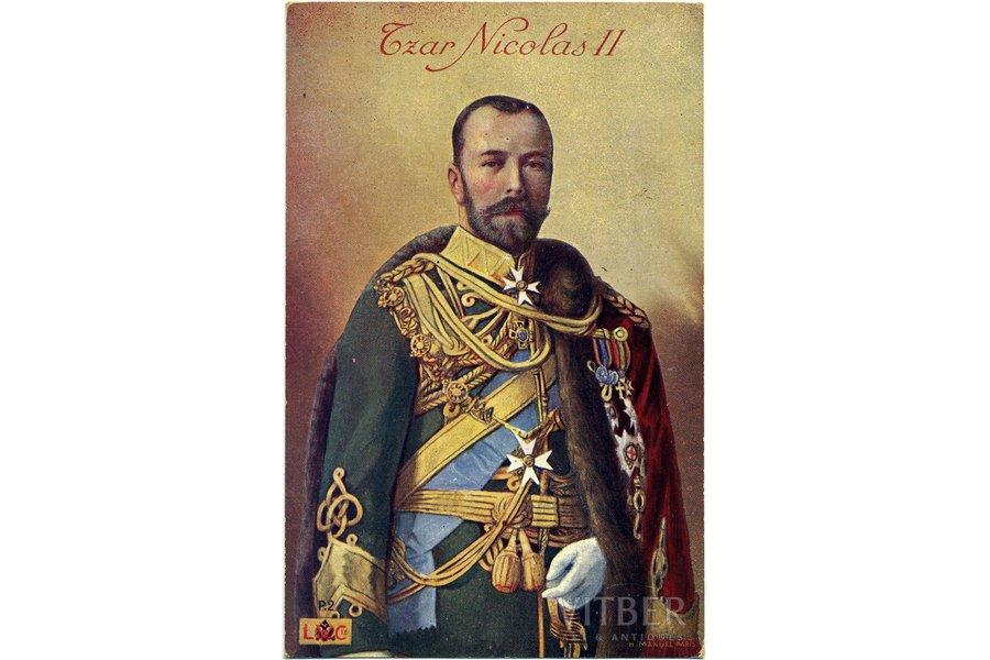 Днем, открытки русские цари
