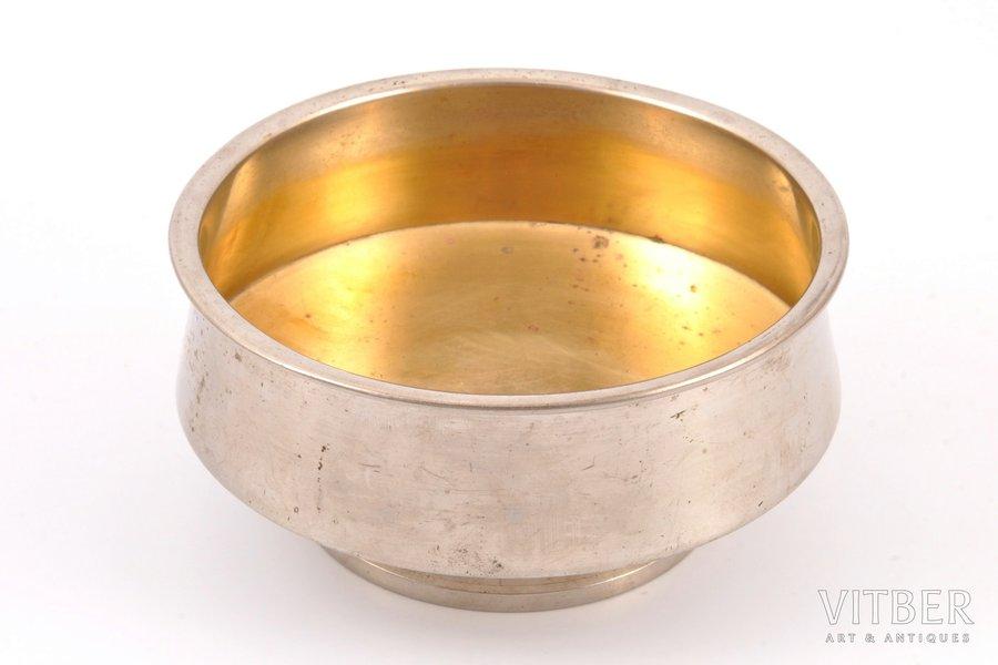 полоскательная чаша, т-во Кольчугино, Российская империя, Ø 14.6 см