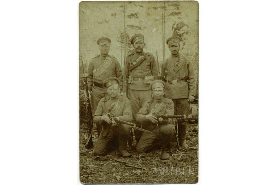 фотография, группа солдат на ф...