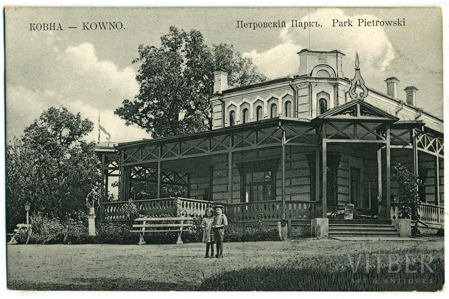 оптимизировать сайт Петровский парк