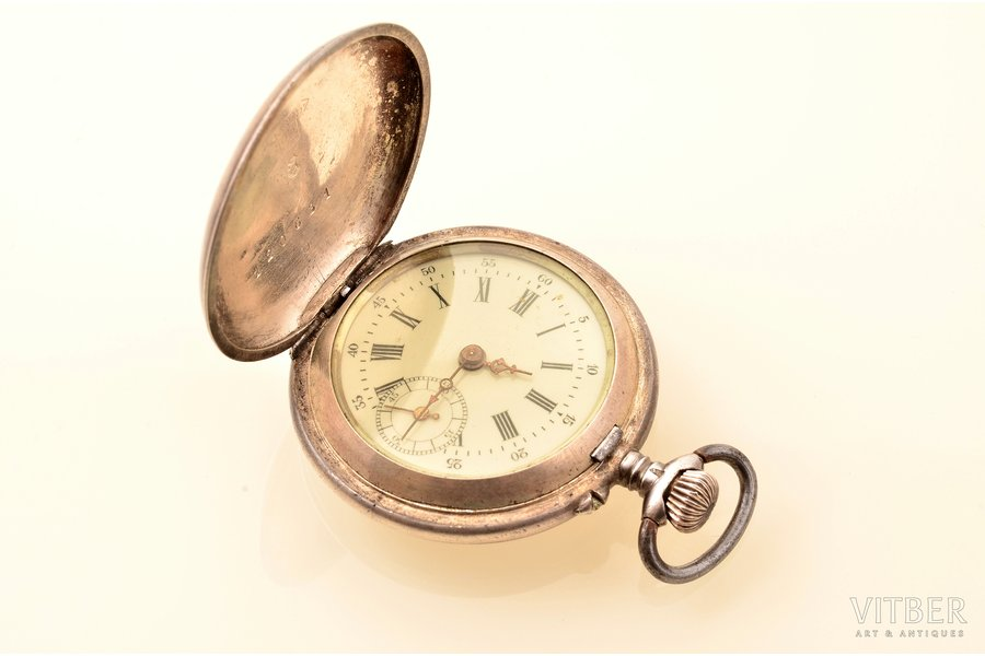 "pocket watch, ""Cylindre"", wome..."