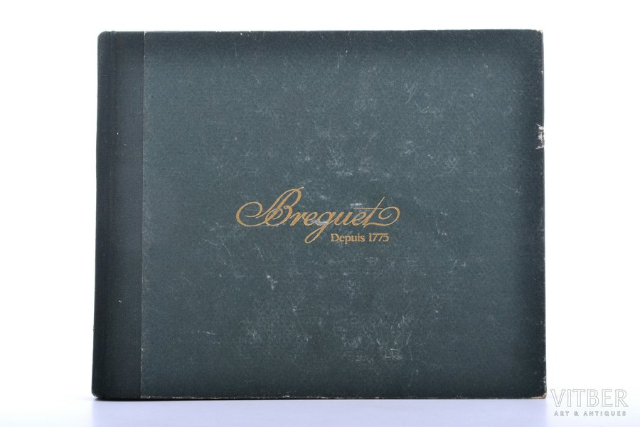 """""""The Breguet Collections"""", 1998"""