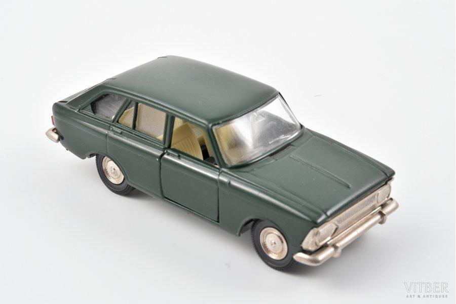 car model, Moskvitch IZH-1500-Hatchback Nr. A12, metal, USSR, 1976 - 1982