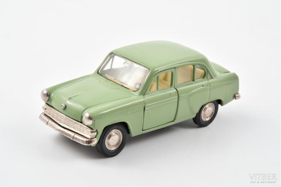 car model, Moskvitch 403 Nr. A7, metal, USSR, 1977-1978