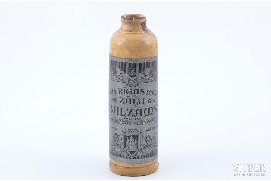 bottle, Riga black balsam, joi...
