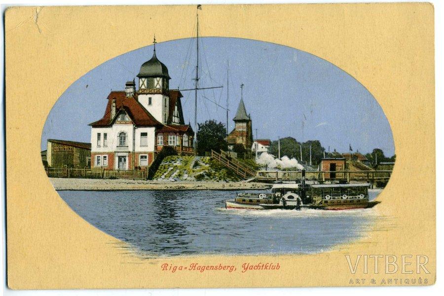 postcard, Latvia, Russia, beginning of 20th cent., 14x9 cm