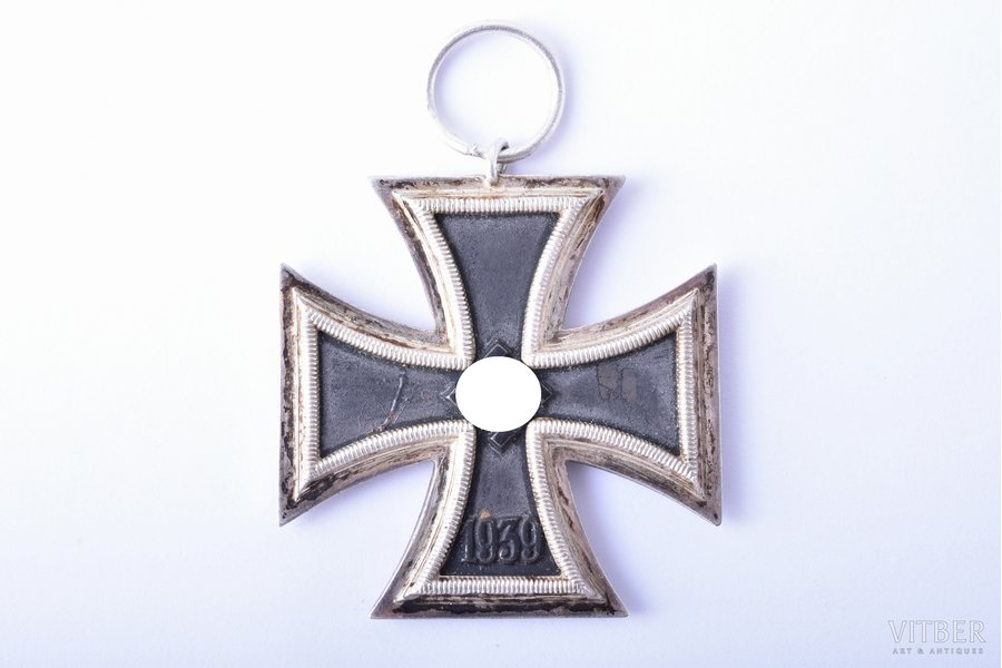 badge, Iron cross, 2nd class, Germany, the 30ies of 20th cent.