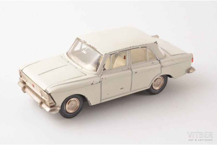 car model, Moskvich 408 Nr. А1, metal, USSR, 1977-1978