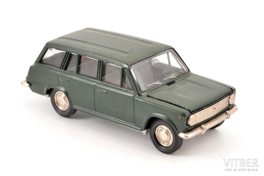 car model, VAZ 2102 Nr. A11, metal, USSR, ~ 1980
