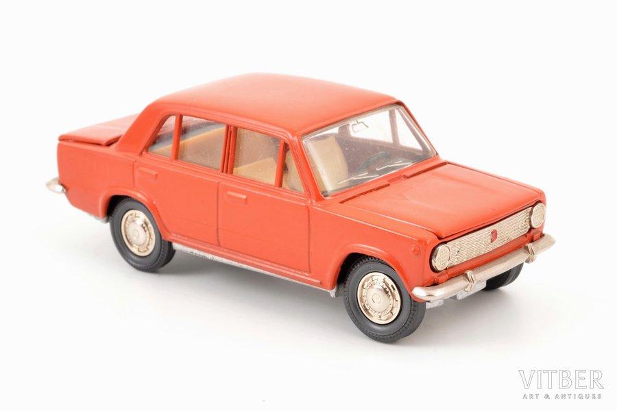 car model, VAZ 2101 Nr. A9, metal, USSR, ~ 1980