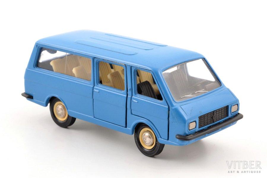 car model, RAF 2203 Nr. A18, metal, USSR