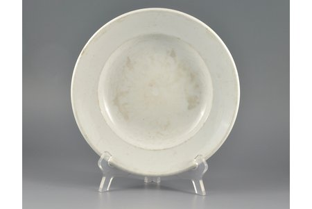 plate, 24x24 cm, Germany, the 40ies of 20th cent.
