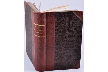"""G.Braše, """"Kā Paleijas Jānis savu būšanu kopis"""", 1844, Pee Jahna Wridrikka Steffenhagen un dehla, Jelgava, 340 pages"""