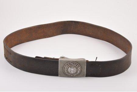 ремень, Третий рейх, 89 см, Германия, 1937 г.