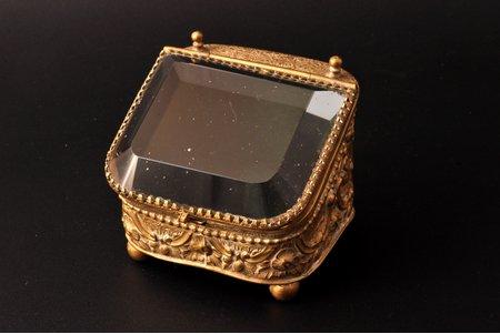 watch holder, 8 x 8 x 7.4 cm