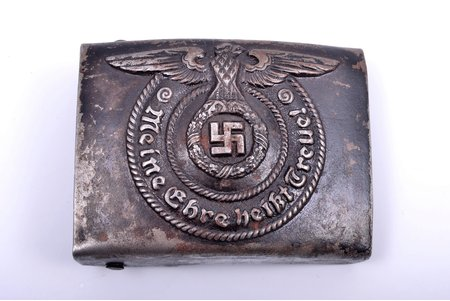 buckle, Third Reich, 5 x 6.4 cm, Germany, the 30-40ties of 20th cent.