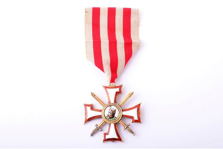 order, Order of the Bearslayer, 3rd class, Latvia, 20ies of 20th cent.