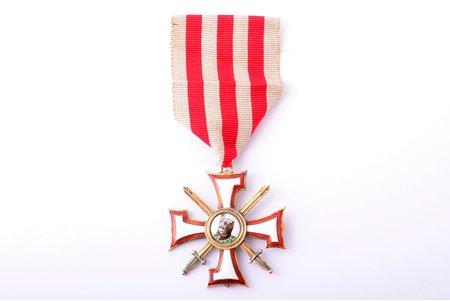 ordenis, Lācplēša kara ordenis, 3. pakāpe, Latvija, 20.gs. 20-ie gadi