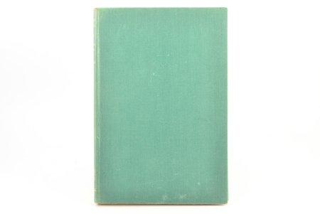 """Jānis Andrups, Vitauts Kalve, """"Latvian Literature"""", Essays, 1954, Zelta ābele, Stockholm, 16 + 206 pages, 25.2 cm"""