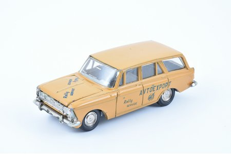 "car model, Moskvich 426 Nr. A3, ""Rally service"", metal, USSR, 1976-1978"