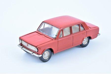 auto modelis, VAZ 2101 Nr. A9, metāls, PSRS, ~ 1980 g.
