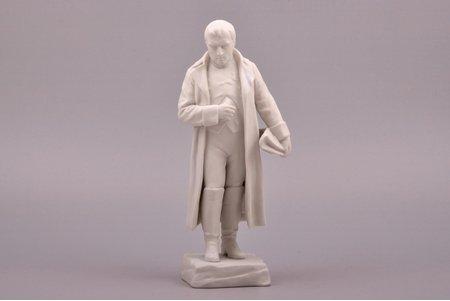 figurine, Napoleon, bisque, Europe, h 22 cm
