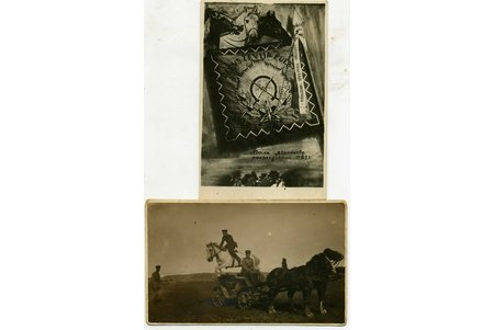 photography, Latvia, beginning of 20th cent., 13,5x8,6 cm
