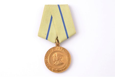 medal, For defence of Sevastopol, USSR, 37.1 x 32.2 mm, Military committee