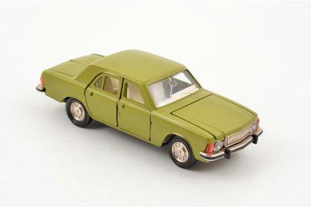 car model, GAZ 3102 Volga, metal, USSR, 1988-1990