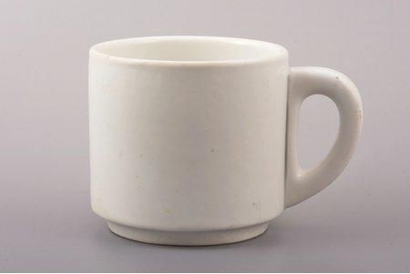 coffee mug, (large size), Third Reich, h 9.8 cm, Germany, 1942